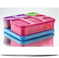 1866736 Lunch Blox Kids Flat Lunch Box