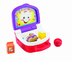 fisher-price laugh learn sort lunchbox shape