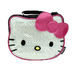 hello kitty head pink lunch shaped