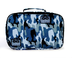 green compartment lunch case blue camo