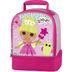 lalaloopsy flutters dual compartment children's school