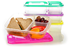 easy lunchboxes bento lunch containers brights