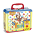 curious george puzzle box--curious rocking drums