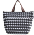 insulated lunch tote designs geometric fashion