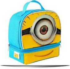 Despicable Me 2 Minion Stuart Dual Compartment