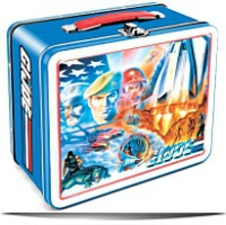 Gi Joe Lunchbox