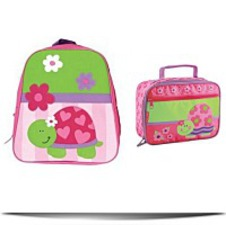 Go Go Backpack And Classic Lunchbox Setgirl
