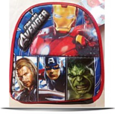 Im An Avenger Deluxe Expandable Lunch