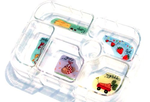 compare leakproof bento lunch box container vs easy lunchboxes 3 compartment bento lunch. Black Bedroom Furniture Sets. Home Design Ideas