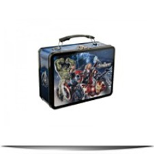 Marvel The Avengers Large Tin Tote