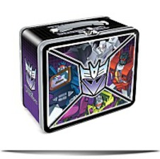 Transformers Decepticon Lunchbox